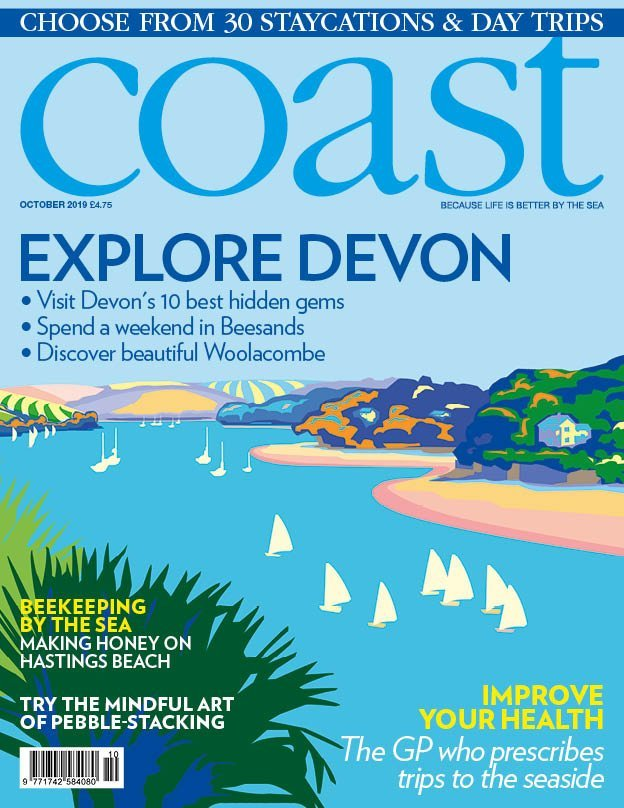 October 2019 Coast Magazine